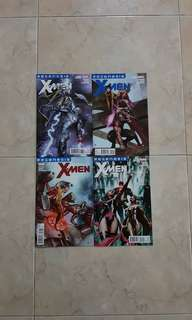 "X-Men Vol 3 (Marvel Comics 4 Issues, #20 to 23, complete story arc on ""War Machine"""