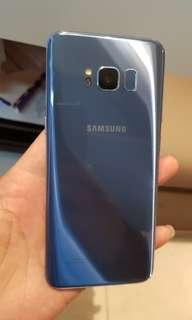 🚚 Samsung S8 64g 藍