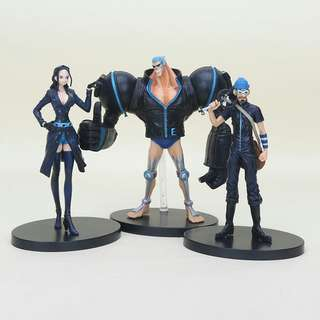 Set of 3! ONE PIECE( Loose)