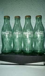 Rare Vintage Coca-Cola Bottles Collection