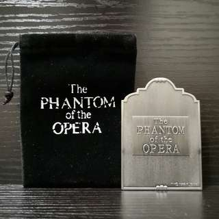 The phantom of the opera mirror