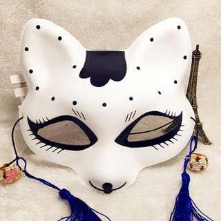 🚚 狐狸面具