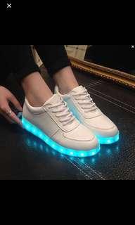 LED rave shoes