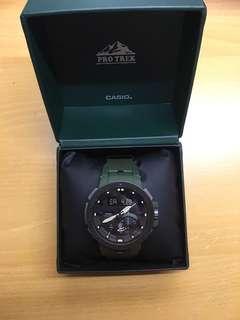 Casio Protrek PRW 7000 - 3D Watch