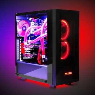 AMD GAMING PC RYZEN 2700