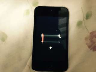 iPod Touch 4th generation - Black 8 GB