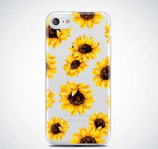 Sunflower case for iPhone 6+/6s+