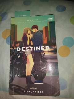 Destined w/signed