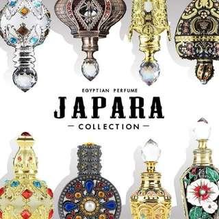 Japara 埃及費洛蒙精油香水