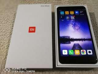 Xiaomi Mi Max 2 64GB 4GB Ram Black 5300Mah  4G LTE