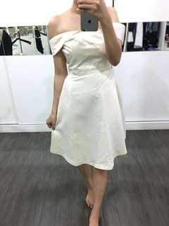 New premium MYL sabrina dress