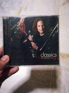 Classics in the Key of G (Kenny G)