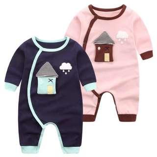 Newborn Clothes Cotton 0-3 6-12 Months