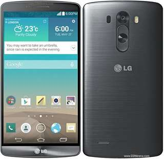 Looking for defective lg g3 but has a good lcd