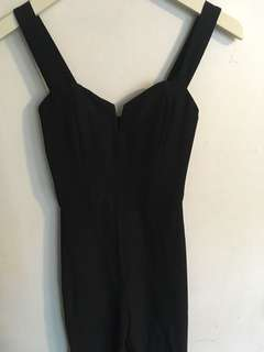 Black H&M Jumpsuit