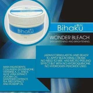 Misumi Bihaku Wonder Bleaching Cream