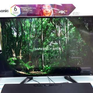 Led Tv Panasonic 43 inch 4K Muraah (Kredit MURAH)