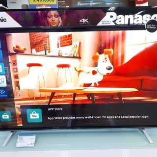 Led Tv Panasonic 55 inch 4K PROMO (Kredit TANPA CC)