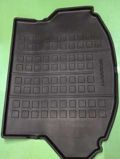 Harrier Boot tray