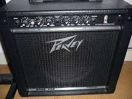 Guitar Amp Peavy Rage 158