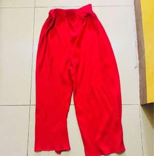 Cullottes Pants