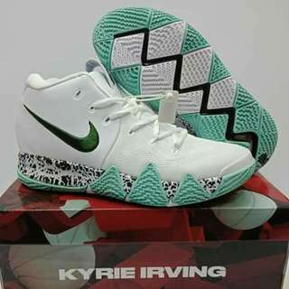 "Kyrie 4 ""White Green Glow"""