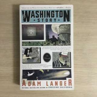 Washington Story by Adam Langer