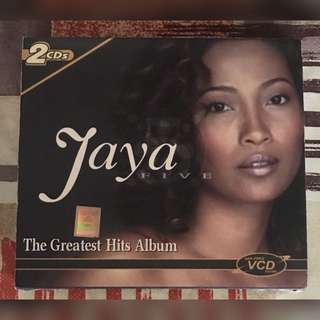 Jaya Five - The Greatest Hits Album