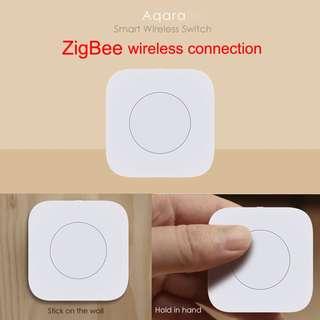 Xiaomi Aqara Smart Wireless Switch Key Intelligent Application Remote Control