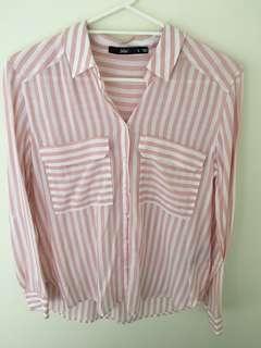 Sports Girl Pink Shirt