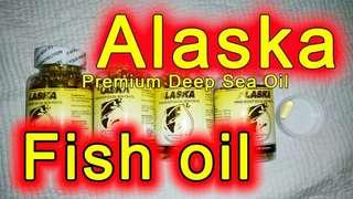 Alaska life fish oil