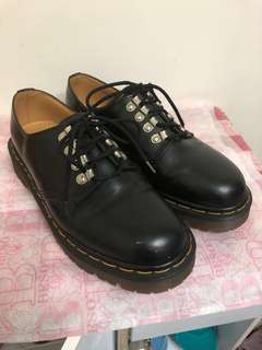 🚚 Dr.Martens 少見款 8098 馬丁大夫 四孔皮鞋 英國代購購回