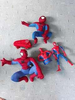 Spiderman collection bundle