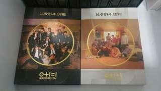 Sealed Wanna One IPU