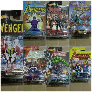 Hot Wheels Avengers Infinity War 2018 full series