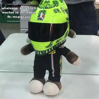 電單車,agv迷你頭盔小熊