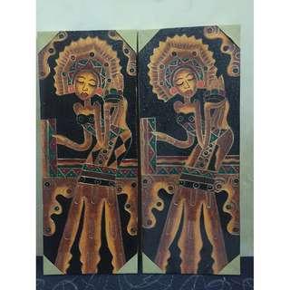 Lukisan Dinding Bali
