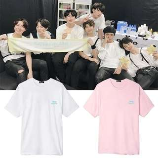 BTS 4TH JAPAN FANMEETING HAPPY EVER AFTER SHIRT
