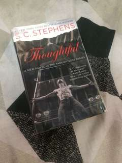 Thoughtful by SC Stephens(Thoughtless Series)