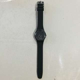 Black Swatch Watch