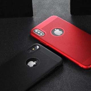 Stylish cooling hard case iphone case