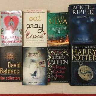 English Novels
