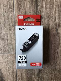 Canon Ink Cartridge PGI-750PGBK XL
