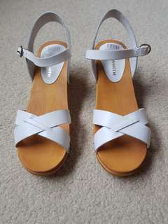 Windsor smith leather sandals