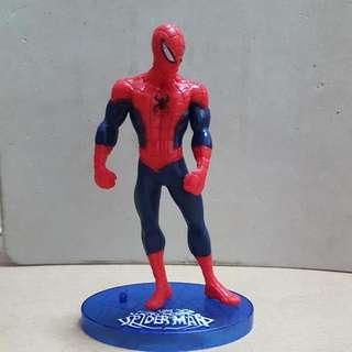 Spiderman Cake Top Figurine