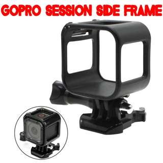 🚚 TGP053 Standard Side Frame Protective Housing Case Cover for GoPro Hero 4 Session #CarouPay