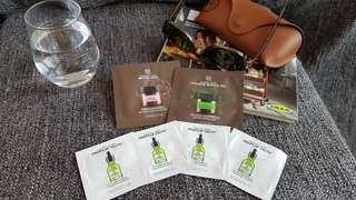 THE BODY SHOP Samples