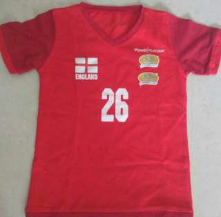 {Free NM} England Or Germany shirt World Cup