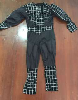 Spiderman black for 5 years old