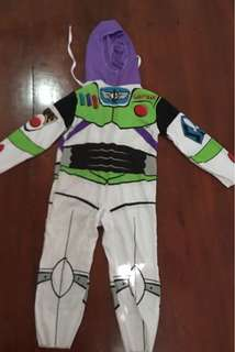 Buzz lightyear costume for 5 years old